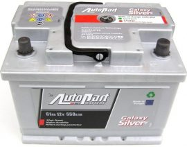 Akkumulátor Galaxy Silver 61Ah