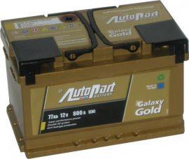 Akkumulátor Galaxy Gold 77Ah